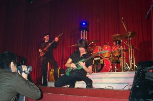 2002 Michael Angelo Batio Asia Tour