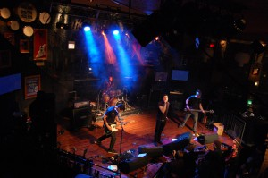 S.O.E live at Chicago Hard Rock